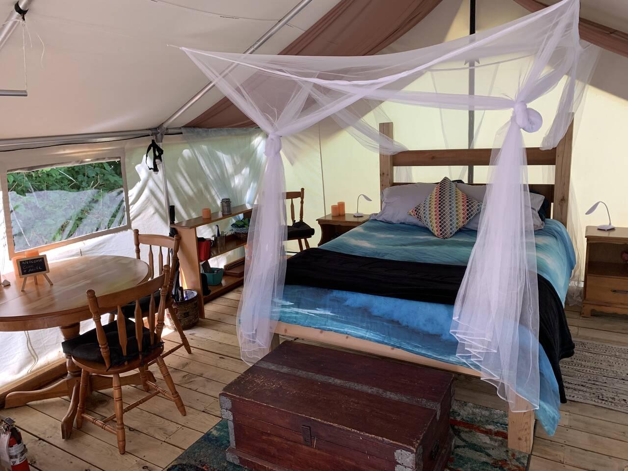 Seascape Safari Tent